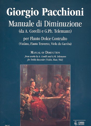 flauto dolce manuale