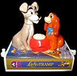 McDonalds 1998 Disney Lady and the Tramp Mobile Figure #2