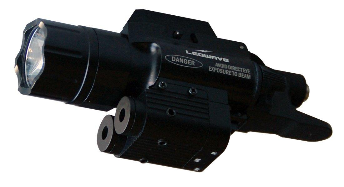 Ledwave LD-70109 PL-3 IR - Linterna táctica
