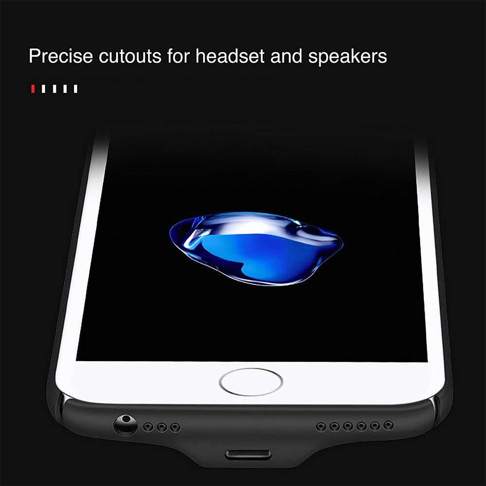 Hoidokly Caricatore Wireless con Ventola di Raffreddamento Integrata 7.5W per iPhone XS//XS Max//XR//X//8//8 Plus 10W Caricabatterie Induzione per Samsung Galaxy S10//S10+//S9//S9 +//S8//S7//Note 8