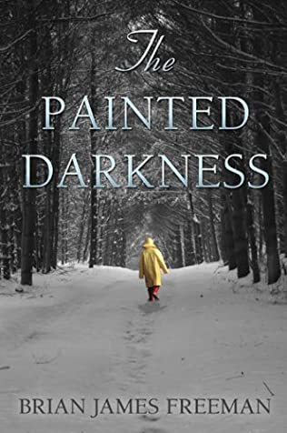 book cover of The Painted Darkness