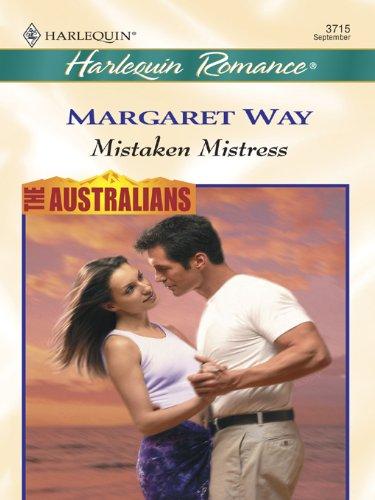 Mistaken Mistress Kindle Edition By Margaret Way Literature