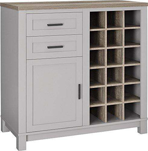 Gray Wine Storage - 7