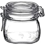 Bormioli Rocco 16.9 ounce Airtight Jar