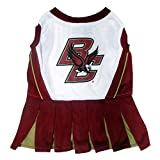 NCAA Boston College Eagles Dog Cheerleader Outfit, X-Small