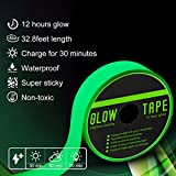 Picopaco Glow in The Dark Duct Tape Fluorescent
