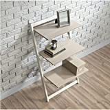 Christina Three Shelf Shelving Unit For Bedroom/Living Room/Bathroom Made of Metal in Grey Finish 41.732'' H x 23.228'' W x 22.441'' D in.