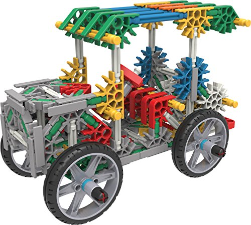 51DhVC3D1oL - K'NEX Imagine – Power and Play Motorized Building Set – 529 Pieces – Ages 7 and Up – Construction Educational Toy