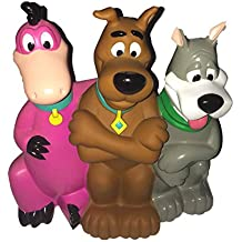 Dino, Scooby Doo, and Astro Plastic Piggy Bank