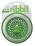 Joie Ribbit Kitchen Sink Strainer Basket, Frog, 4.5-inch