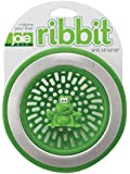 Joie Ribbit Kitchen Sink Strainer Basket, Frog, 4.5-inch