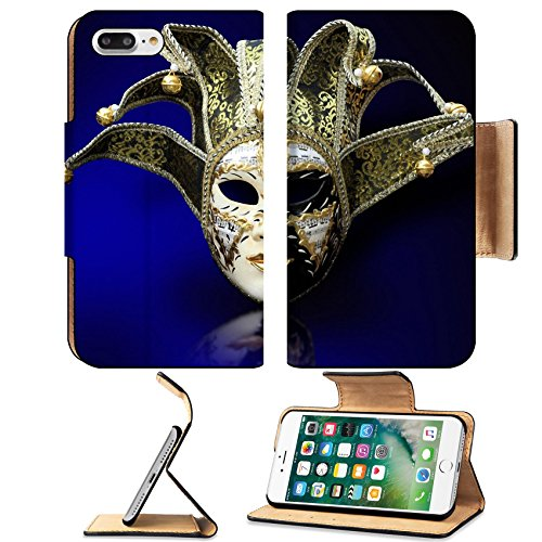 Best Costume Ideas 2016 (Liili Premium Apple iPhone 7 Plus Flip Pu Leather Wallet Case IMAGE ID: 4350839 Venetian Mask composition)