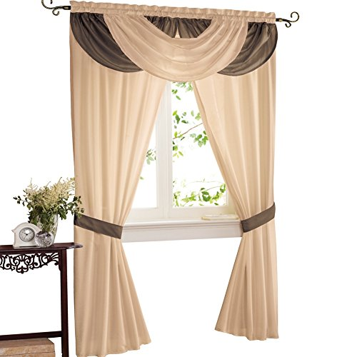 valances drapes custom budget valance window luxurious swag bb blinds draperies with