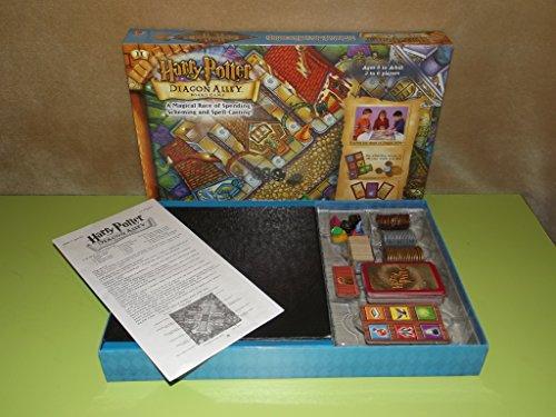 Harry Potter Diagon Alley Board Game (Alley Diagon Game Board)