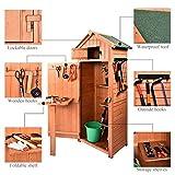 B BAIJIAWEI Garden Storage Shed - Garden Tool