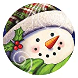 Custom Decor Accent Magnet - Merry and Bright