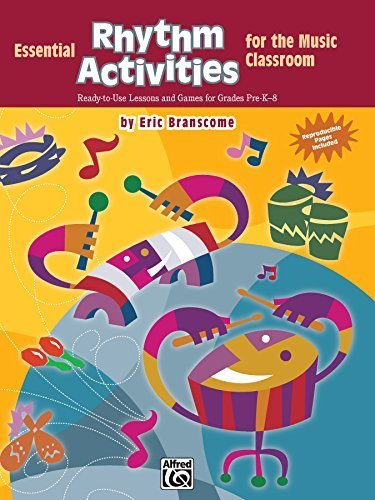 Essential Rhythm Activities for the Music Classroom by Branscome, Eric (2008) Paperback