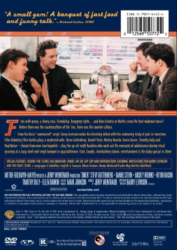 DVD : Diner (Widescreen)