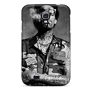 Galaxy High Quality Tpu Case/ Wiz Khalifa EIjyg17103YuEPa Case Cover For Galaxy S4