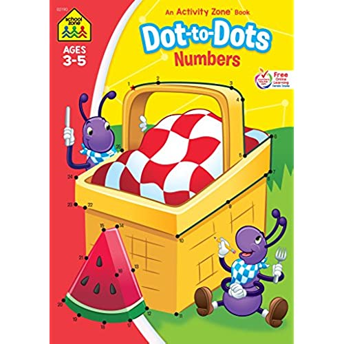 Dot To Dot For Kids Amazon