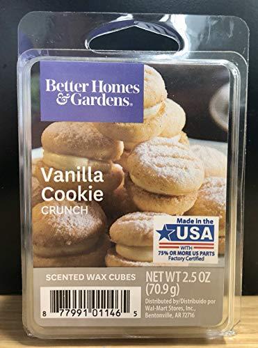 Vanilla Cookie Crunch Scented Wax Cubes