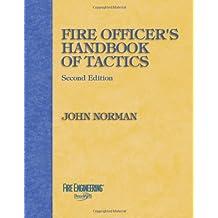 Fire Officer's Handbook of Tactics, Second Edition