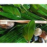 Brush Naked Bamboo Toothbrush, Adult Soft (Naked)