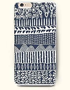OOFIT Aztec Indian Chevron Zigzag Pattern Hard Case for Apple iPhone 4 4S Beautiful Aztec Pattern With A Farmland Overview