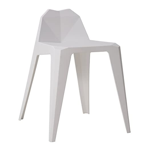 Amazon.com: HZB Nordic Modern Minimalist Chairs, Outdoor Balcony, Creative Chairs, Milk Tea Shops, Leisure Chairs And Stools (Color : Gray): Kitchen & ...