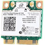 Intel 3160 Dual Band Wireless AC + Bluetooth Mini PCIe card Supports 2.4 and 5.8Ghz B/G/N/AC Bands