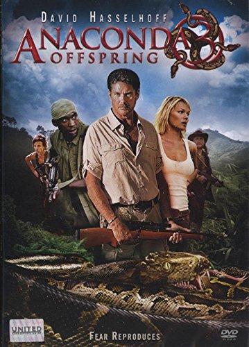 Anaconda 3: Offspring (Dvd Region 3) Language: English, Portuguese, Spanish, Thai