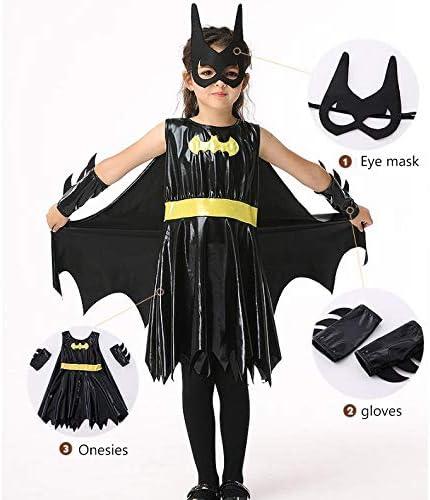 YXRL Disfraz De Halloween para Niños Batman Cosplay para Disfraces ...