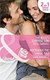 The Boss's Surprise Son by Teresa Carpenter front cover