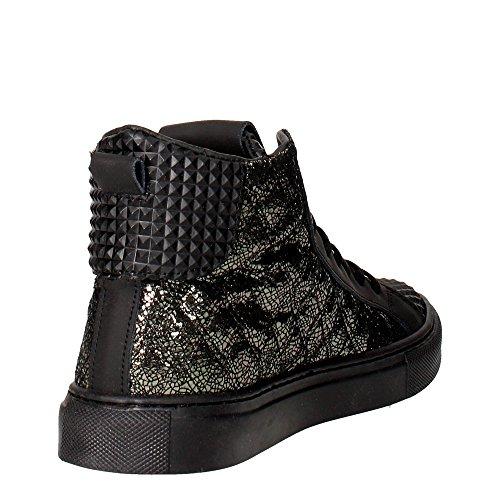 D.a.t.e. NEWMAN HIGH Sneakers Damen Schwarz 40