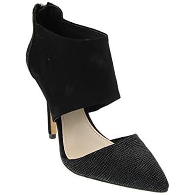 7b4b9b8632f126 Image Unavailable. Image not available for. Color  Vince Camuto Womens  SINOMIN Cutout Pump ...