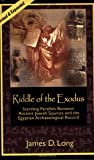 Riddle of the Exodus, James D. Long, 0971938873