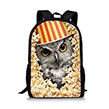 Customized Generic Art School Backpack for Boys and Girls