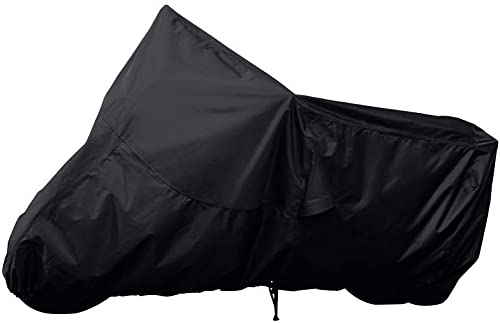 AmazonBasics Deluxe Motorcycle Cover, Cruiser