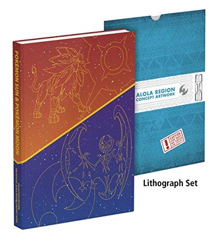 Pokémon Sun and Pokémon Moon: Official Collector's Edition Guide (Pokemon Ultra Sun And Ultra Moon Guide)