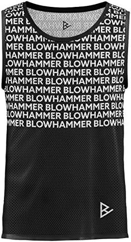 Rhy-Fi Canotta Tank Top Uomo Blowhammer