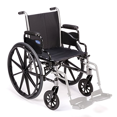 Invacare TRSX52FBP Tracer SX5 Wheelchair, Flip-Back Desk-...