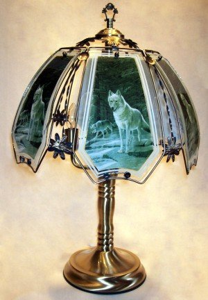 Wolf Touch Lamp 632ab Wo Table Lamps Amazon Com