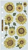 Sticko Stickers, Sunflowers