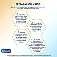 Pack de 4 Unidades Leche infantil de Continuacion para Lactantes beb/és de 6 a 12 Meses Consumo de 1 mes 800 g Enfamil Premium 2