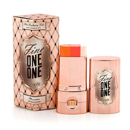 Benefit Fine One One Sheer Brightening Color for Cheeks and Lip, 0.28 Ounce ()