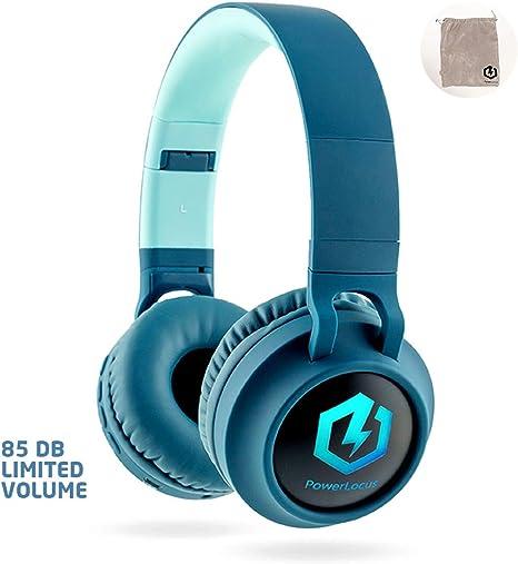 Headphones For Kids Powerlocus Bluetooth Headphones Amazon Co Uk Electronics