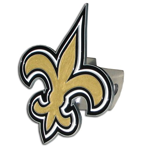 New Orleans Saints NFL Hitch Cover