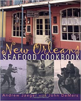 Book The New Orleans Seafood Cookbook