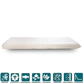 EvergreenWeb Colchones de espuma higiénicas y analérgica para sofás cama | SUN - 80x185 cm: Amazon.es: Hogar