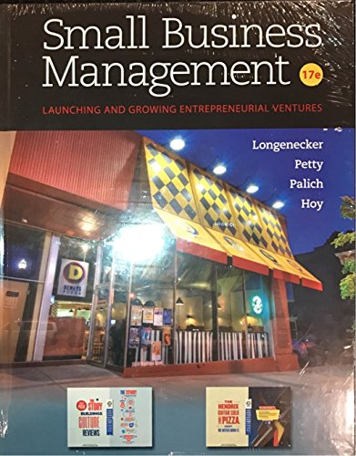 Small Business Management W/Access